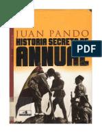 Juan Pando - Historia Secreta de Annual