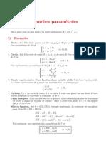 Courbes_parametrees