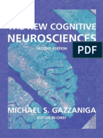 Gazzaniga - The New Cognitive Neurosciences