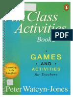29580428 Fun Class Activities