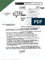 Préparation civique et psychologique par le col. Nsabimana (21/09/1992)
