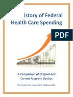 Health Costs Report