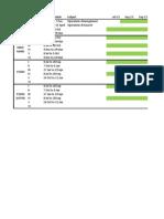 Schedule Planner - Ver 1.2