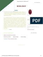 Biology_ Homocigoto y Heterocigoto