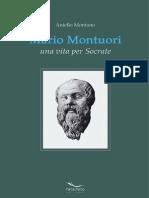 Aniello Montano - Montuori, Una Vita Per Socrate