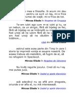 Citate Eliade