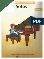 Piano Solos Book 3