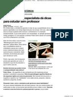 Autodidatismo_ especialista dá dicas para estudar sem professor - Notícias - UOL Educação.pdf