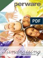 Tupperware Fundraiser Catalog 2014 - US English