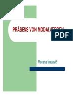 Modalni glagoli nemacki jezik