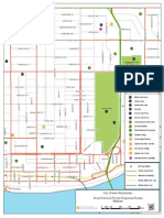 New Westminster snow removal map