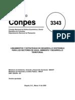 Conpes 3343 (1)