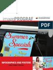 Canon Signage Printer | iPF SE Brochure