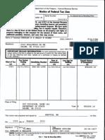 Sides IRS Tax Lien