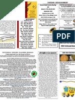 September 2009 Newsletter