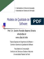 ISO IEC 14598 3 e 9126 Resumos