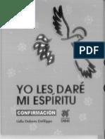 YO LES DARÉ MI ESPÍRITU (CONFIRMACION)