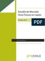 Estudio de Mercado Uvas Japon