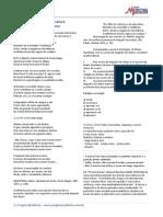 Exercicios Pre Modernismo Literatura Portugues