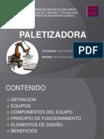 PALETIZADORA . PREST.pptx