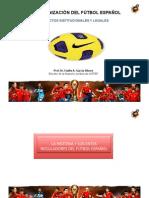 Organización del Fútbol Español