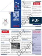 American Atheists CPAC 2014 Brochure