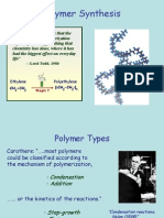 Lect 4 Polymer Synthesis Ch 3 Pt1.2014 (1)