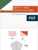 Perímetro, área y ecuaciones (aplicaciones)