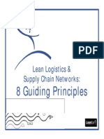 Lean Logistics and Supply Chain