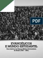 Evangelicos e Mundo Estudantil Trecho
