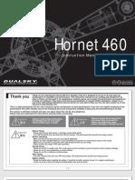 Hornet 460 Manual