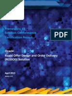 OracleRODODSolution_Frameworx12CertificationReport_V1.0.2