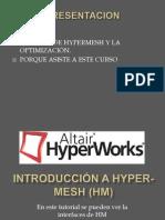 INTRODUCCIÓN A HYPER-MESH (HM)