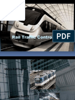 Rail Traffic Control