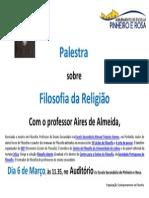 2013-14 Cartaz Da Palestra Com o Professor Aires Almeida