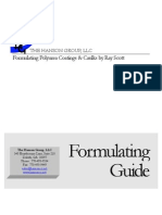 Formulating Polyurea Coatings and Caulks