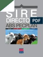 ABS Pecplan SireDirectory2013