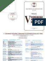 V Congreso Nacional Cpap Programa 14-15 Marzo 2014