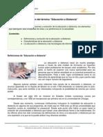 Guia Didactica 1 Evolucion Del Termino EaD 220509