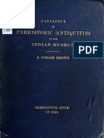 Catalogue of Prehistoric Antq Museum of Cal