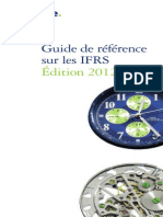 IFRS in Your Pocket 2012 French