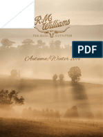 RM WIlliams Catalogue - Autumn and Winter 2014