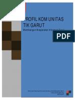 Rinda Cahyana - Profil Komunitas TIK Garut