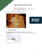 Panduan Aplikasi GGI 2009