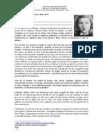 Booklet Clarice Lispector