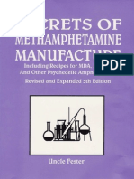Uncle Fester - Secrets of Meth Manufacture Revised and Expanded 5th Ed