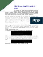 Konfigurasi Mail Server Dan Web Mail Di Debian 6 Squeeze