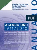 Agenda ONU 11 2010