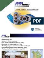 Flow Meters Presentation