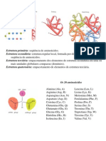 Aula 1 - Proteinas
